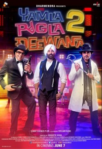 13jun YPD moviereview 207x300 Yamla Pagla Deewana 2 Movie Review
