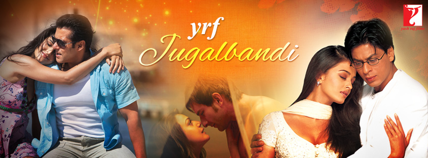 13jun YRF Jugalbandi Yash Raj Films welcomes the monsoon with YRF Jugalbandi!