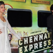 13jun celaunch 113 185x185 IN PICTURES: Chennai Express trailer launch