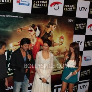 13jun celaunch 14 185x185 IN PICTURES: Chennai Express trailer launch