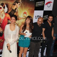 13jun celaunch 28 185x185 IN PICTURES: Chennai Express trailer launch