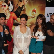 13jun celaunch 29 185x185 IN PICTURES: Chennai Express trailer launch