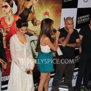 13jun celaunch 30 185x185 IN PICTURES: Chennai Express trailer launch