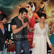 13jun celaunch 32 185x185 IN PICTURES: Chennai Express trailer launch