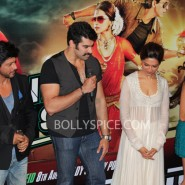 13jun celaunch 33 185x185 IN PICTURES: Chennai Express trailer launch