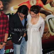 13jun celaunch 41 185x185 IN PICTURES: Chennai Express trailer launch