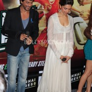 13jun celaunch 49 185x185 IN PICTURES: Chennai Express trailer launch