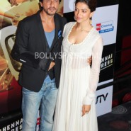 13jun celaunch 53 185x185 IN PICTURES: Chennai Express trailer launch
