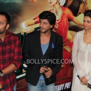 13jun celaunch 59 185x185 IN PICTURES: Chennai Express trailer launch