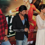 13jun celaunch 64 185x185 IN PICTURES: Chennai Express trailer launch
