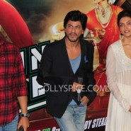 13jun celaunch 83 185x185 IN PICTURES: Chennai Express trailer launch