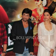 13jun celaunch 90 185x185 IN PICTURES: Chennai Express trailer launch