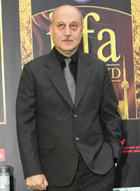 13jun iifa anupam 14th Videocon D2H IIFA weekend to host an acting and music workshop