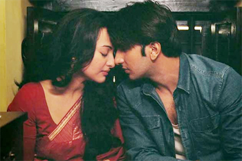 13jun lootera Lootera to show vintage romance between Ranveer and Sonakshi