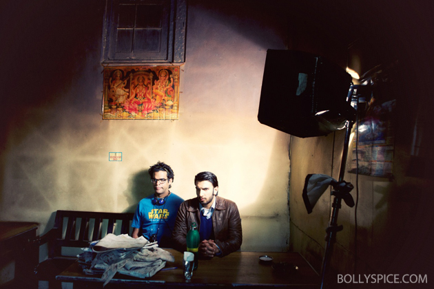 13jun looterasets 03 Behind the scenes of Lootera