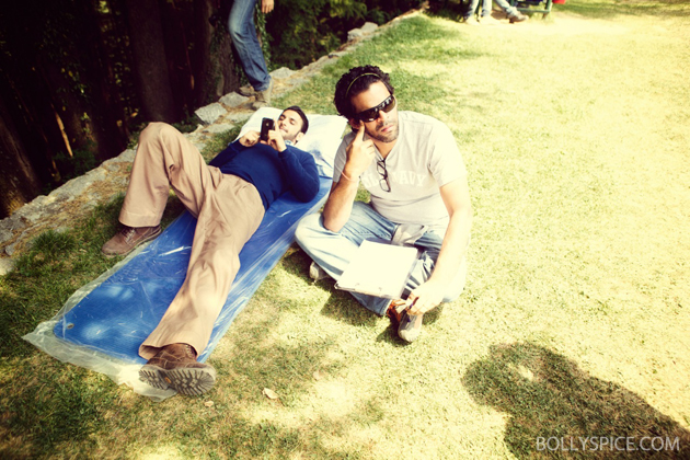 13jun looterasets 14 Behind the scenes of Lootera