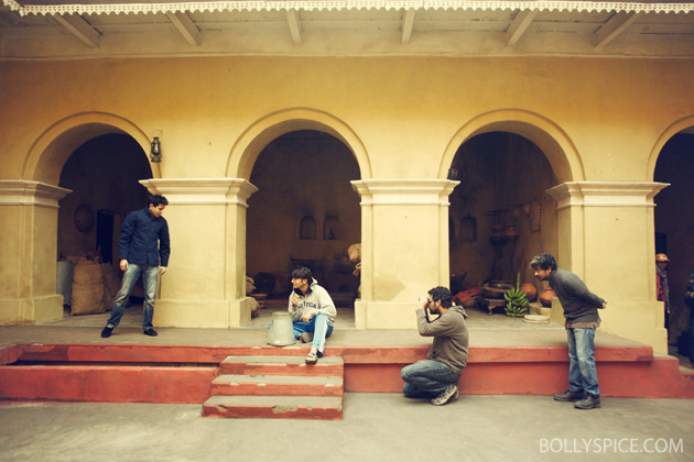 13jun looterasets 18 Behind the scenes of Lootera
