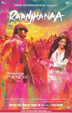 13jun raanjhanaamusicreview Raanjhanaa Music Review