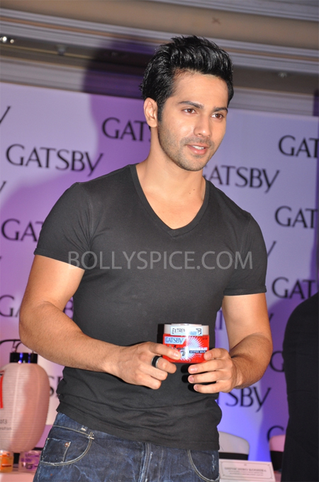 13jun varun gatsby GATSBY signs on Varun Dhawan as Brand Ambassador