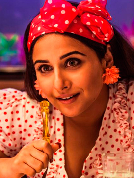 13jun vidyainterview 03 Vidya Balan: Ghanchakkar gave me a legitimate reason to be mad on screen Exclusive Interview