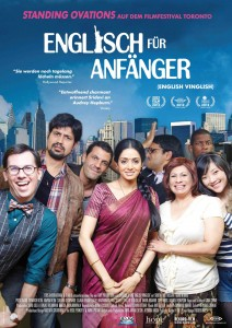 EV German poster 212x300 Now English Vinglish Goes to Germany!