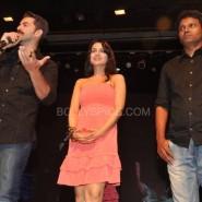 L R Neil Ameesha Susi Ganesh Dir 185x185 IN PICTURES: Shortcut Romeo Cast Visits Shiamak Summer Funk 2013