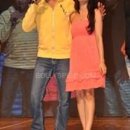 Shiamak Davar Ameesha Patel 185x185 IN PICTURES: Shortcut Romeo Cast Visits Shiamak Summer Funk 2013