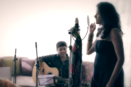 Sona Mohapatra sings Acoustic and Live Version of Ambarsariya from Fukrey