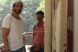 Arjun Rampal's D-Day makeunder!