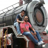 chennaiexpressset14 185x185 From the sets of Chennai Express!