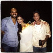 chennaiexpressset21 185x185 From the sets of Chennai Express!