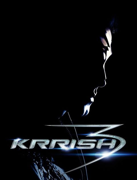 krrish3logo01 First Look of Krrish 3 Coming the 27th!