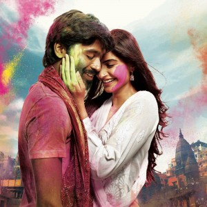 raanjhanaastills27 300x300 Box Office: Raanjhanaa is a winner for Dhanush, Soman, Aanand, Krishika