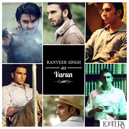 ranveer varun lootera How Ranveer Singh Became Varun of Lootera