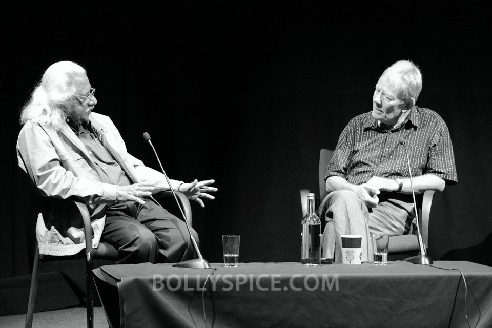 13jul BFI Adoor Irrfan01 IN PICTURES: Adoor Gopalakrishnan and Irrfan Khan at BFI Events for London Indian Film Festival