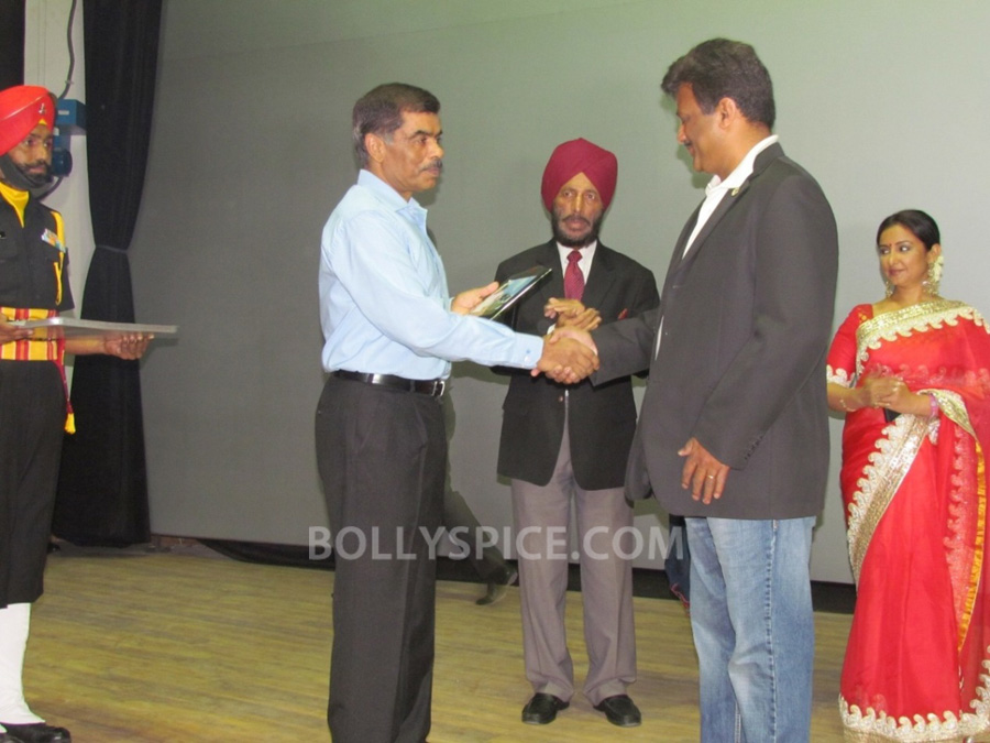 13jul BMB Screening Army06 Special preview screening of Bhaag Milkha Bhaag for Indian Armed Forces