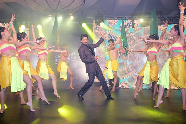 13jul ChennaiExpress MusicLaunch05 Music Launch of Chennai Express!