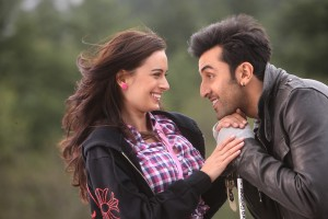 13jul Evelyn YJHD 300x200 YJHD and Nautanki Saala success gives Evelyn Sharma a hottie boost