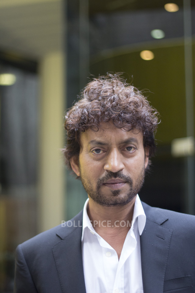 13jul Exclusive Irrfan LIFF04 Our Exclusive Interview with Irrfan Khan at the London Indian Film Festival 2013