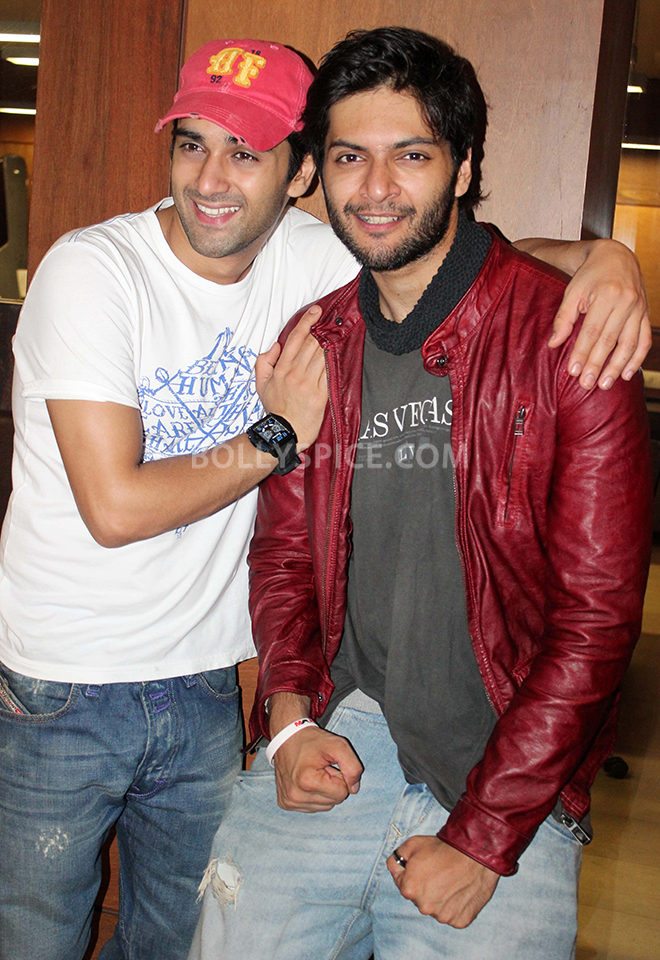 13jul Fukrey SuccessParty01 Fukrey Success Party