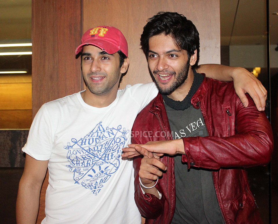 13jul Fukrey SuccessParty02 Fukrey Success Party