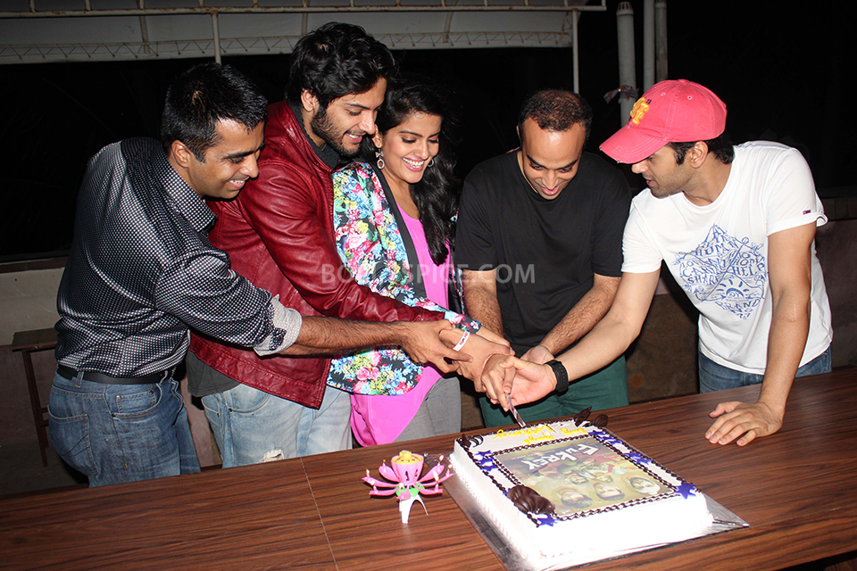 13jul Fukrey SuccessParty04 Fukrey Success Party