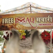 13jul Issaq Sawaari00 185x185 Issaq takes fans for fun filled 'Baggi' rides!!