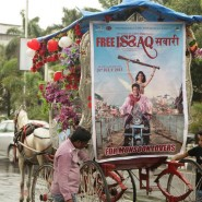 13jul Issaq Sawaari09 185x185 Issaq takes fans for fun filled 'Baggi' rides!!