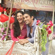 13jul Issaq Sawaari12 185x185 Issaq takes fans for fun filled 'Baggi' rides!!