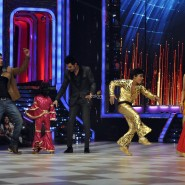 Contestants Shonali and Sumant