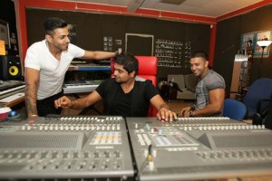 13jul JaySean JuggyD RishiRich 300x200 Jay Sean, Juggy D & Rishi Rich   Theyre Back!