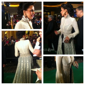 13jul MnB IIFAGreenCarpet03 300x300 Special Report: From the IIFA Awards Green Carpet!