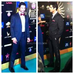 13jul MnB IIFAGreenCarpet10 300x300 Special Report: From the IIFA Awards Green Carpet!