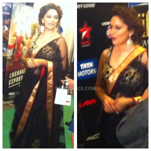 13jul MnB IIFAGreenCarpet11 300x300 Special Report: From the IIFA Awards Green Carpet!